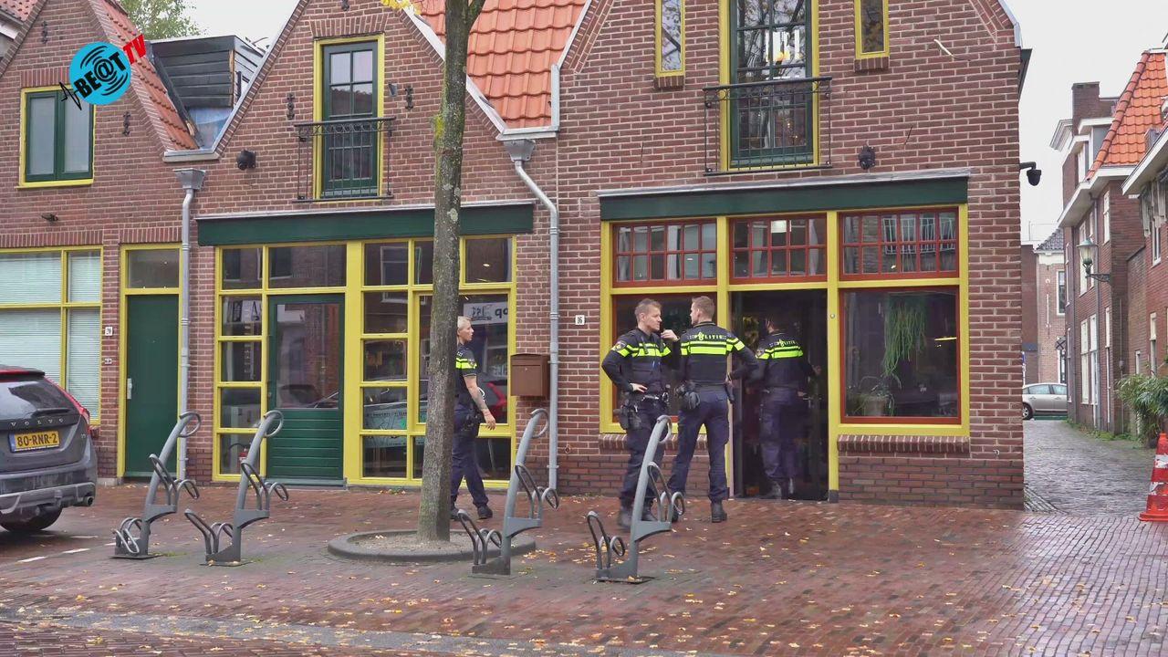 Man neergestoken op de Laat in Alkmaar (19 oktober 2021)