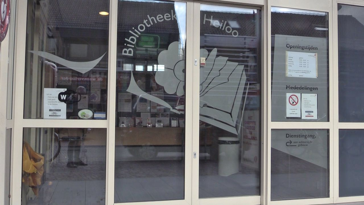 Bibliotheek Heiloo mogelijk 20 mei weer open [VIDEO]